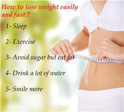 Cant Lose Weight? 8 Tricks to Instantly Lose Weight