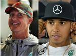 Really Lewis? What are your thoughts on Lewis' comment over Schumacher?