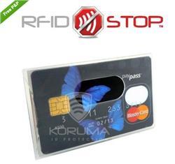 RFID blocking wallet works like magic