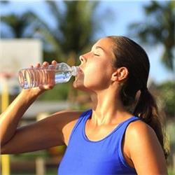 Water: no calories, no carbs, little to none sodium: Cheap yet effective!
