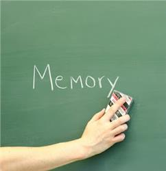 Leave yourself no memories