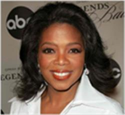 Oprah Winfrey : Don't put a ceiling on yourself
