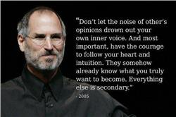 I love Steve Jobs Quotes!