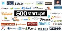 500 Startups provides early-stage companies with up to $250K in funding
