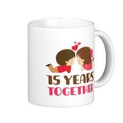 A Mug 15 Years Together