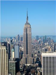 Empire State Building Midtown Manhattan New York City USA