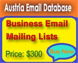 Email Database Lists
