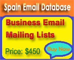 Buy Consumer Email List
