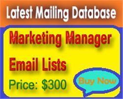 mailing list database