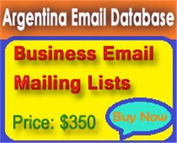 mailing list for sale