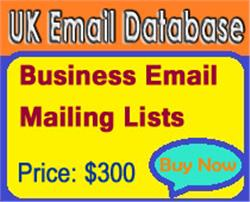 Buy Email Marketing List