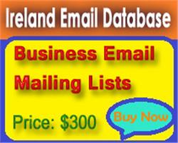 email address lists for sale